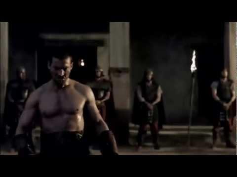 Spartacus season 1 final best scenes