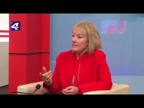 Carolina Cosse dijo en Paysandú que le dirá que sí al Frente Amplio si le proponen ser precandidata