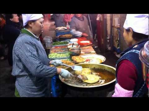 Xian China Street Food, Muslim Street