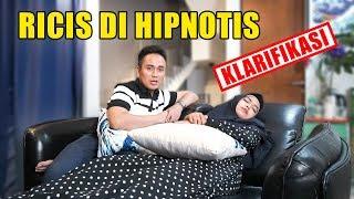 Video HIPNOTIS RICIS SOAL KLARIFIKASI KEJUJURAN UNTUK TIM RICIS - Part 1 MP3, 3GP, MP4, WEBM, AVI, FLV Mei 2019