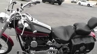 8. 067061 - 2005 Harley Davidson Softail Deuce FXSTDI - Used Motorcycle For Sale