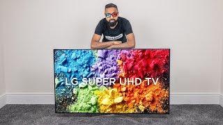 2018 NEW LG SUPER UHD TV 65