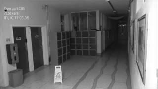 Kamera w szkole zarejestrowała przerażające zjawisko!