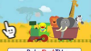 Vocabulary Wild Animals At Babyfirsttv.com