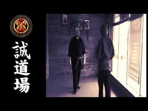 Bujinkan Budo Taijutsu Freestyle Flow Taijutsu Shizen no Kamae
