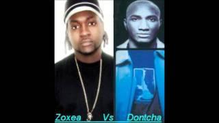 Clash . Dontcha VS Zoxea - Round 3