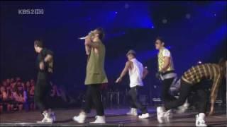 Video [ LIVE 080905 ] BIGBANG -  Haru Haru MP3, 3GP, MP4, WEBM, AVI, FLV Juli 2018