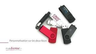 """Clé usb promotionnelle discount """"Color twist"""""""