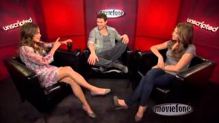 Nonton Unscripted With The Twilight Saga  Eclipse Cast Film Subtitle Indonesia Streaming Movie Download