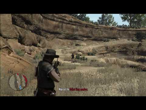 preview-Red Dead Redemption: Guaranteed Headshots (IGN)