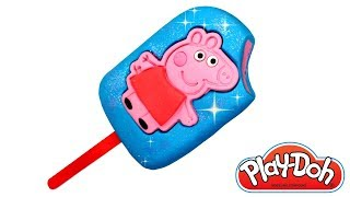 Video Peppa Pig Play Doh Ice Cream Popsicle How to Make Peppa Pig Ice Cream Play Doh Food Videos for Kids MP3, 3GP, MP4, WEBM, AVI, FLV Oktober 2017