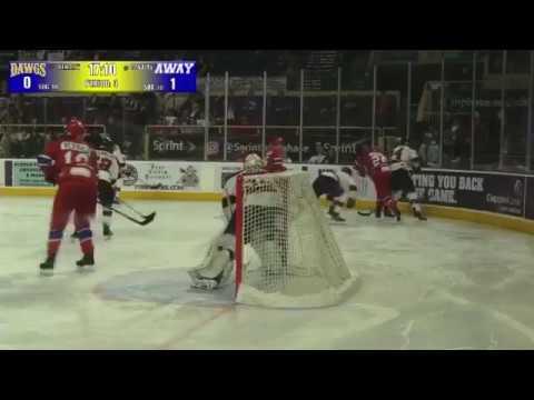VIDEO: Rivermen 2, Roanoke 1