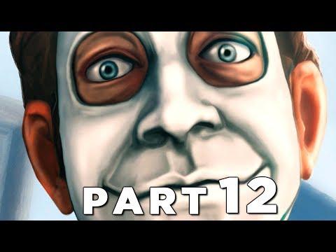 WE HAPPY FEW Walkthrough Gameplay Part 12 - VERLOC (видео)