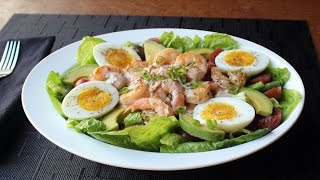 Grilled Shrimp Louie - Classic Louie Salad Dressing Recipe - All-Purpose Seafood Sauce by Food Wishes