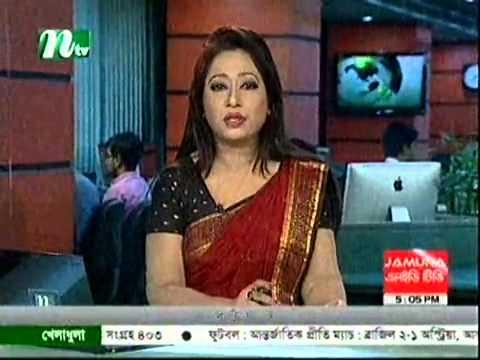 Evening NTV Bangla News 19 November 2014 Live TV Bangla News (видео)