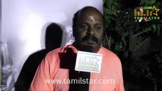 Singampuli at Saalai Oram Movie Team Interview
