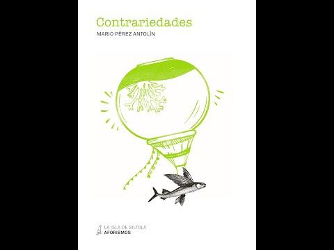 Entrevista en la radio de la Universidad de Salamanca para presentar Contrariedades