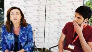 Sonia Ferrari - Convegno Cineturismo IFF 2013