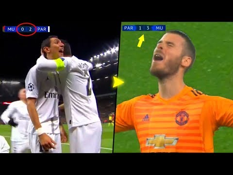 Most Dramatic Comeback Stories İn Football | Neymar, Lukaku