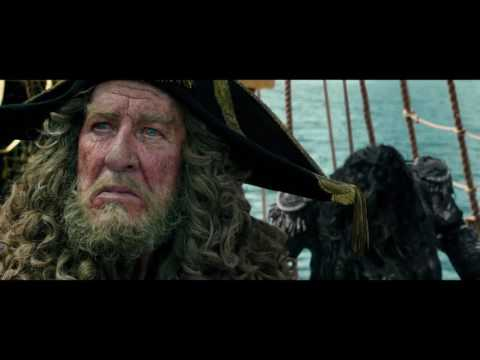 Pirates of the Caribbean: Dead Men Tell No Tales (Featurette 'New Characters')
