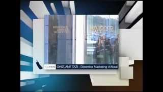 Africa 24 TV - Le Morocco Mall reçoit le Prix MIPIM 2012