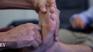 Video Jonathan Legg does foot reflexology! Road Less Traveled Season 2 with Jonathan Legg MP3, 3GP, MP4, WEBM, AVI, FLV Juni 2019