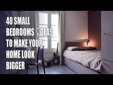 40 big bedroom ideas for your small bedroom trusper