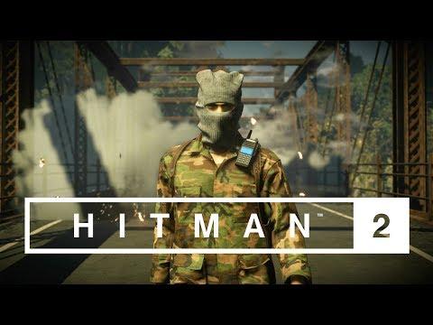 HITMAN 2: релизный трейлер и первые оценки критиков