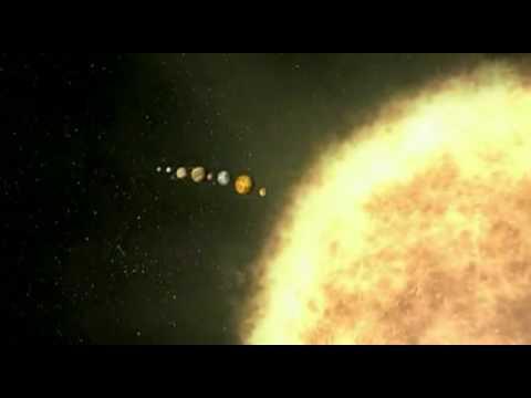 Grootte van het universum