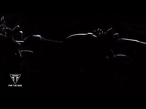 2016 Triumph Bonneville Something big is coming