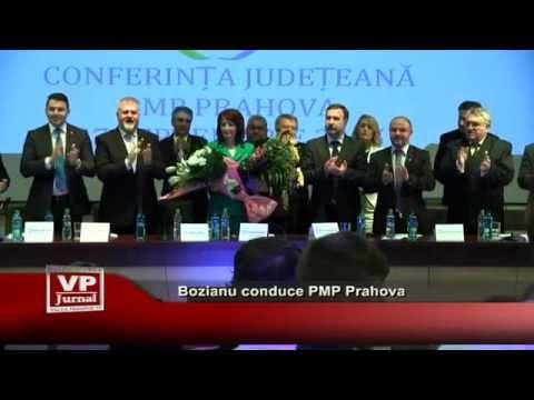 Bozianu conduce PMP Prahova