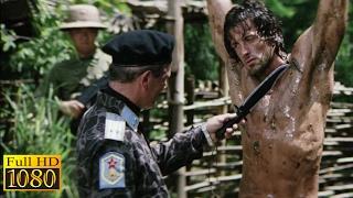 Rambo First Blood 2 1985  Clean him Up Scene 1080p FULL HD
