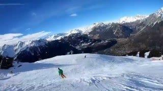 Bormio Italy  city pictures gallery : Italy Bormio Skiing