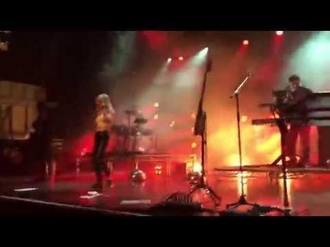 Clean Bandit 'Dust Clears' Live O2 Academy Birmingham 22/10/14