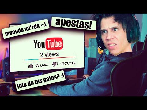 LA DURA VIDA DE UN YOUTUBER | Youtuber's Life 2