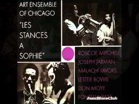 The Art Ensemble of Chicago – Theme De Yoyo