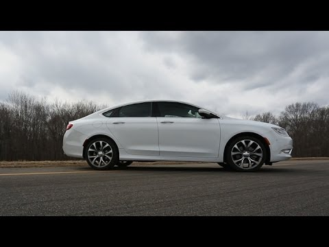 2015 Chrysler 200 review | Consumer Reports