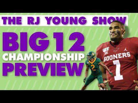 Oklahoma vs. Baylor 2019 Big 12 Championship preview w/ Shehan Jeyarajah