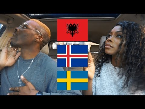 Reaction | Iceland Vs Albania Vs Sweden Rap/hip Hop/rnb | Babatunde