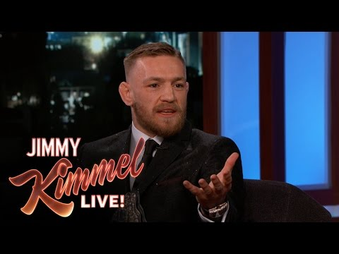 Conor McGregor on Beginning His Career