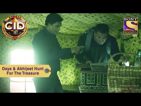 Your Favorite Character | Daya & Abhijeet Hunt For The Treasure | CID