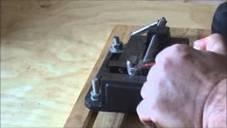 Screwbolt cut by Bosch AIZ 28EB
