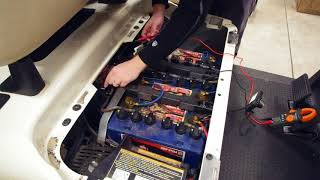 9. How to make your EZGO RXV golf cart batteries last longer