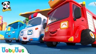Video Super Car Racing Team   Baby Panda's Dream   Car Story for Kid   Fire Truck, Monster Truck   BabyBus MP3, 3GP, MP4, WEBM, AVI, FLV Oktober 2018