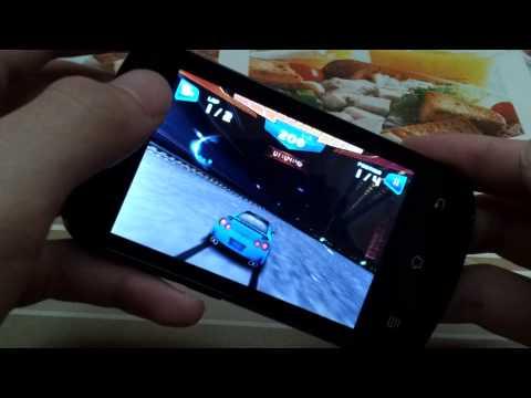 Review การเล่นเกม Cherry Mobile Snap