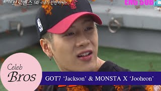 "Video Jackson & Jooheon, Celeb Bros  S5 EP5 ""Do I look easy?"" MP3, 3GP, MP4, WEBM, AVI, FLV Januari 2019"