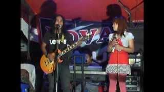 Guslian Feat. Wisye_Cinta Kita LIVE in sukomananti pasaman barat