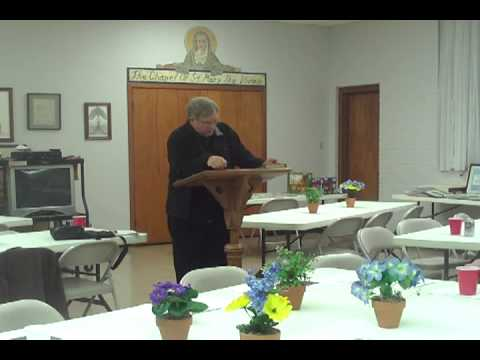 Fr. David Klein's Presentation on the Davidic Covenant