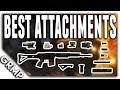 Best Attachments 2018 | Rainbow Six Siege Tips