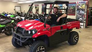7. 2019 Kawasaki Mule Pro MX First Look